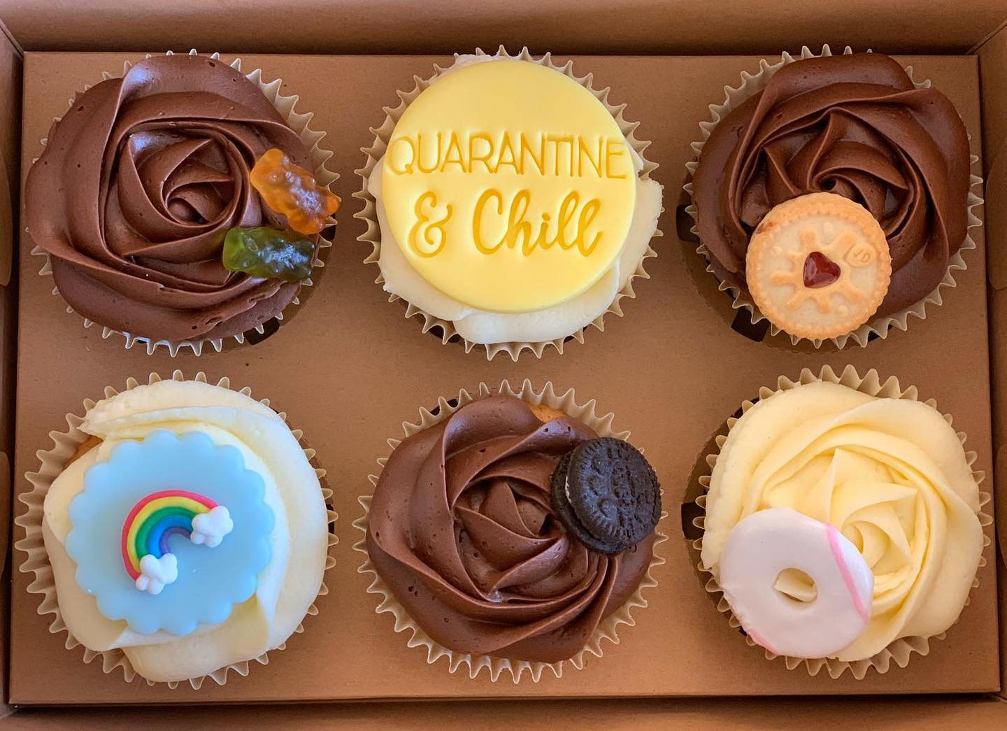 £40 voucher for T Cakes for any cupcakes, cakes or cakesicles