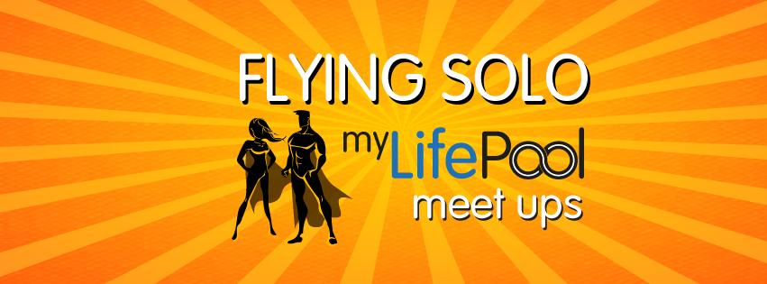 flying solo myLifePool Meet Up