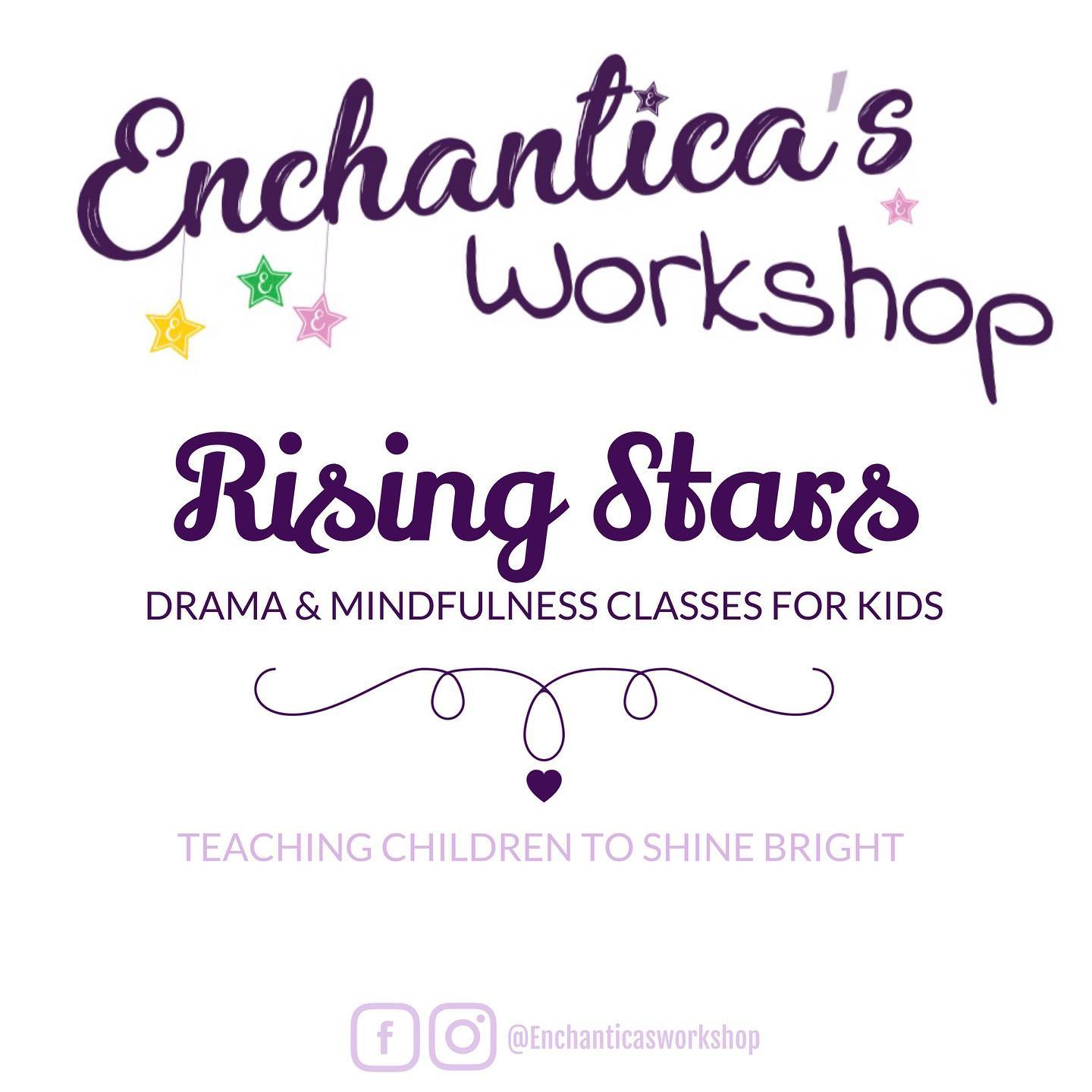 A term of Rising Stars classes with Enchantica's Workshop
