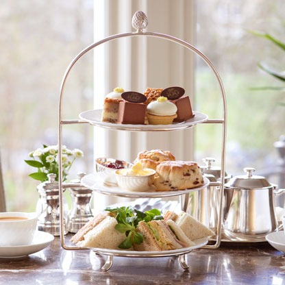 Betty's Afternoon Tea for 2